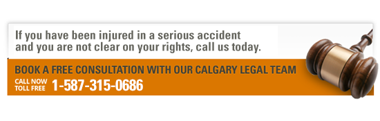 Calgary Personal Injury Lawyer